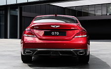 Cars wallpapers Genesis G70 3.3T KR-spec - 2017