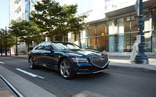 Cars wallpapers Genesis G80 US-spec - 2020