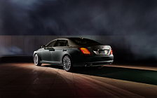 Cars wallpapers Genesis G90 Vanity Fair Special Edition US-spec - 2018