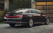 Cars wallpapers Genesis G90 US-spec - 2019