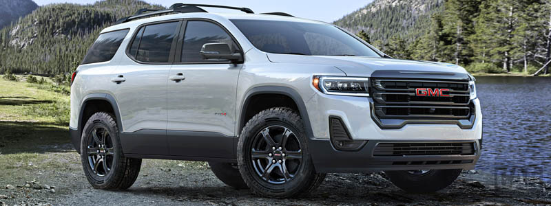 Cars wallpapers GMC Acadia AT4 - 2019 - Car wallpapers