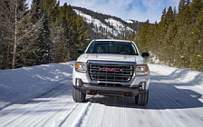 Cars wallpapers GMC Canyon AT4 Crew Cab - 2020