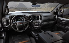 Cars wallpapers GMC Sierra 2500 HD AT4 Crew Cab - 2019