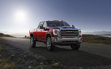 Cars wallpapers GMC Sierra 2500 HD SLT Crew Cab - 2019