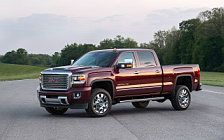 Cars wallpapers GMC Sierra 2500 HD Denali Crew Cab - 2016
