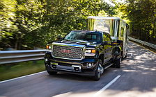 Cars wallpapers GMC Sierra 3500 HD Denali Crew Cab - 2016