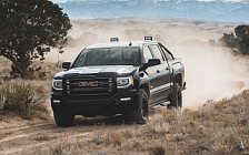 Cars wallpapers GMC Sierra 1500 All Terrain X Crew Cab - 2016