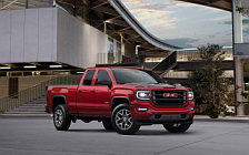 Cars wallpapers GMC Sierra 1500 All Terrain Double Cab - 2017