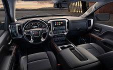 Cars wallpapers GMC Sierra 1500 SLT Crew Cab - 2017