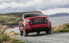 Cars wallpapers GMC Sierra AT4 Crew Cab - 2018