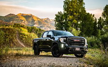 Cars wallpapers GMC Sierra Elevation Crew Cab - 2019