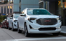 Cars wallpapers GMC Terrain Denali - 2018