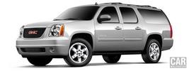 GMC Yukon XL SLT - 2012