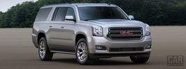 GMC Yukon XL SLT - 2014
