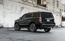 Cars wallpapers GMC Yukon Denali Ultimate Black - 2018