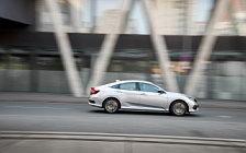 Cars wallpapers Honda Civic Sedan - 2017