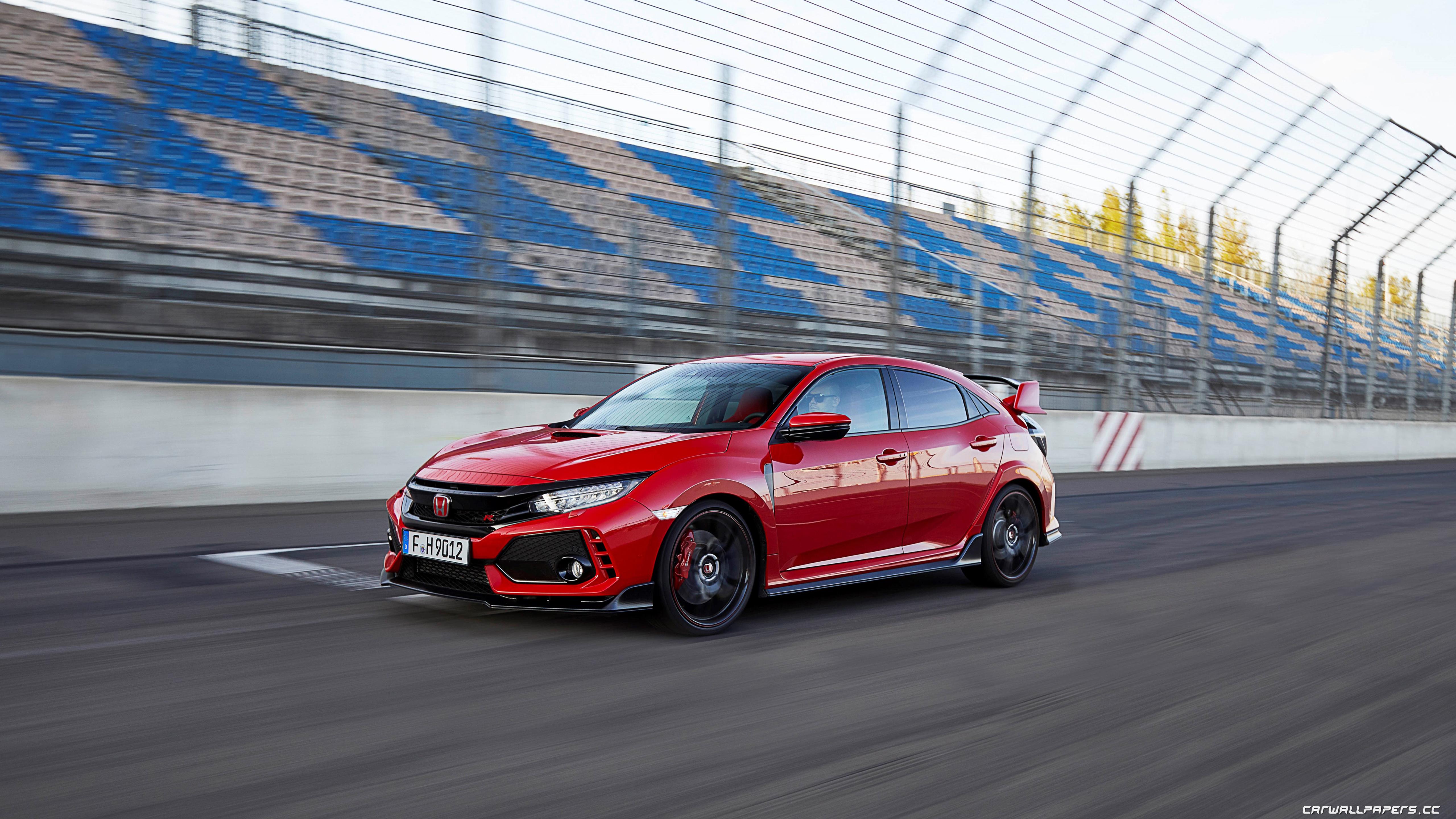 Cars Desktop Wallpapers Honda Civic Type R 2017