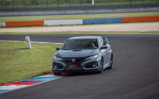 Cars wallpapers Honda Civic Type R - 2017