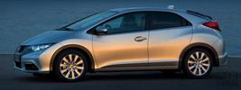 Honda Civic 1.6 i-DTEC - 2013