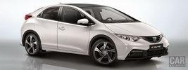Honda Civic Aero Pack - 2013