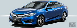 Honda Civic Sedan - 2016