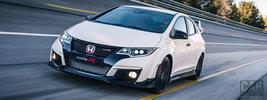 Honda Civic Type R - 2015