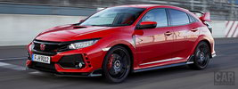 Honda Civic Type R - 2017