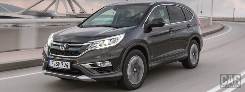 Cars wallpapers Honda CR-V - 2015 - Car wallpapers