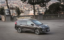 Cars wallpapers Honda CR-V - 2015