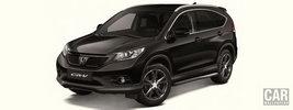 Honda CR-V Black Edition - 2013