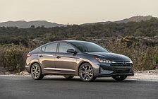 Cars wallpapers Hyundai Elantra Limited US-spec - 2018