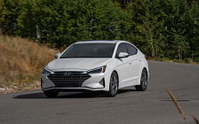 Cars wallpapers Hyundai Elantra Limited US-spec - 2018