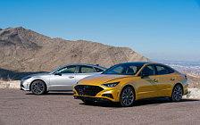 Cars wallpapers Hyundai Sonata SEL Plus US-spec - 2019