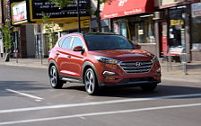 Cars wallpapers Hyundai Tucson US-spec - 2015
