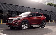 Cars wallpapers Hyundai Tucson US-spec - 2015