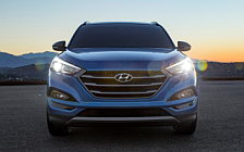 Cars wallpapers Hyundai Tucson Night US-spec - 2017