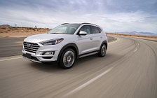 Cars wallpapers Hyundai Tucson US-spec - 2018