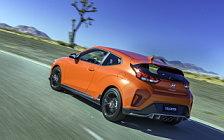 Cars wallpapers Hyundai Veloster Turbo R-Spec US-spec - 2018