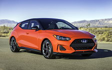 Cars wallpapers Hyundai Veloster Turbo US-spec - 2018