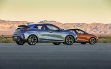 Cars wallpapers Hyundai Veloster US-spec - 2018