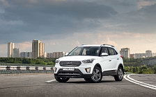 Cars wallpapers Hyundai Creta - 2016