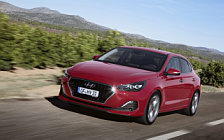 Cars wallpapers Hyundai i30 Fastback - 2018