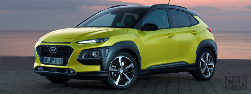 Cars wallpapers Hyundai Kona AWD - 2017 - Car wallpapers