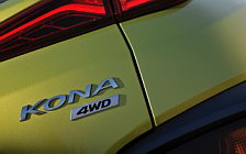 Cars wallpapers Hyundai Kona AWD - 2017