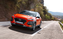Cars wallpapers Hyundai Kona - 2017