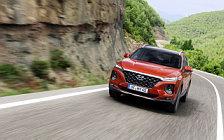 Cars wallpapers Hyundai Santa Fe - 2018