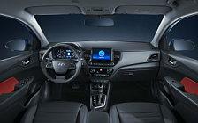 Cars wallpapers Hyundai Solaris - 2020