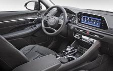 Cars wallpapers Hyundai Sonata RU-spec - 2019