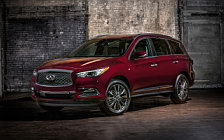 Cars wallpapers Infiniti QX60 3.5 Limited - 2018