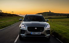 Cars wallpapers Jaguar E-Pace P300 AWD R-Dynamic UK-spec - 2017